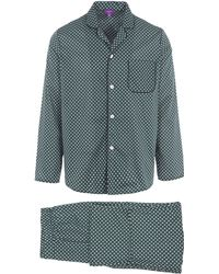 Liberty - Hawthorne Long Tana Lawn Cotton Pyjama Set - Lyst