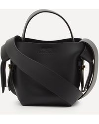 Acne Studios Musubi Micro Cross-body Bag - Black