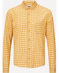 YMC Dean Gingham Shirt - Multicolour