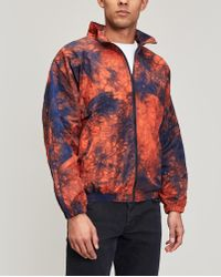 Blue Blue Japan - Tie-dyed Nylon Jacket - Lyst