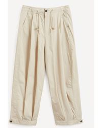 Uniform Bridge Lite Balloon Pants - White