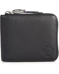 Liberty - Leather Zip-around Wallet - Lyst