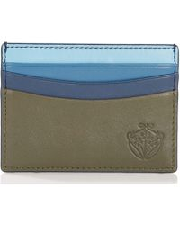 Liberty - Double Sided Credit Card Holder - Lyst