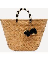 Kayu St. Tropez Woven Tote Bag - Natural