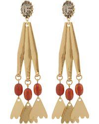 Lulu Frost - Sierra Swing Earrings - Lyst