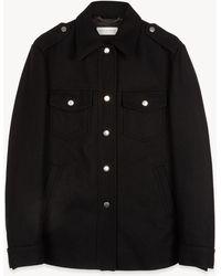 Dries Van Noten Utility Jacket - Black