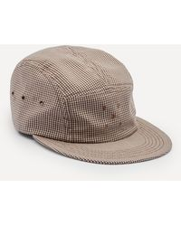 Pop Trading Company Five Panel Hat - Brown