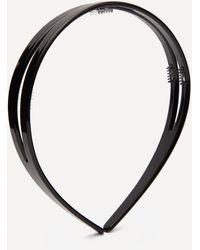 Valet Studio Nadia Headband - Black