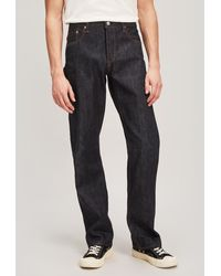 Edwin Made In Japan Regular Tapered Jeans - Multicolour