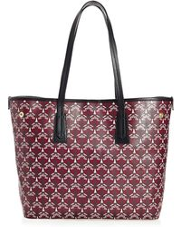 Liberty - Little Marlborough Tote Bag In Iphis Canvas - Lyst