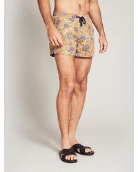 Liberty Damsa Swim Shorts - Yellow