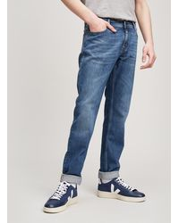 Acne Studios - North Mid-blue Jeans - Lyst
