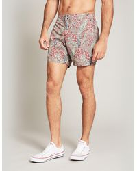 Liberty Felix And Isabelle Tailored Swim Shorts - Multicolour