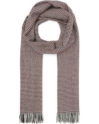 Nick Bronson - Woven Patterned Scarf - Lyst