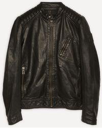 Belstaff V Racer 2.0 Leather Jacket - Black
