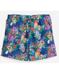 Boardies Jungle Swim Shorts - Blue