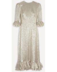 The Vampire's Wife The Falconetti Dress - Multicolor