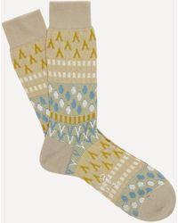 Ayamé Pouring Rain Socks - Multicolour