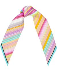 Missoni Skinny Double-sided Scarf - Multicolour