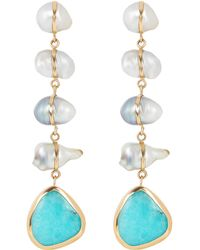 8ec69585c Women's Melissa Joy Manning Earrings - Lyst