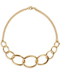 Dinny Hall - Wave Chain Necklace - Lyst
