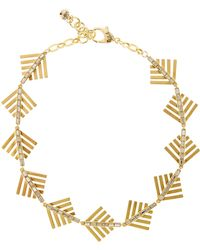 Lulu Frost - Cascadia Pine Riviera Necklace - Lyst