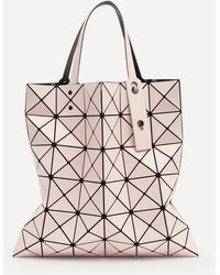 Bao Bao Issey Miyake Lucent Two-tone Tote Bag - Multicolor