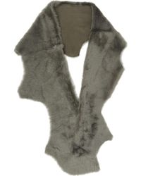 Karl Donoghue - Cashmere Touch Button Scarf - Lyst