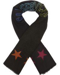 Stella McCartney - Stellabration Wool Scarf - Lyst