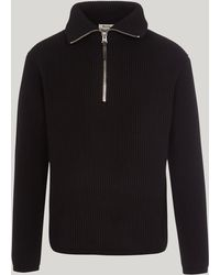 Acne Studios - Chunky Ribbed Fisherman Knit Jumper - Lyst