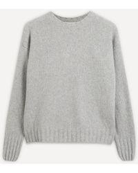 MASSCOB Tijuca Cashmere-blend Sweater - Gray