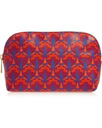 Liberty - Make-up Bag In Iphis Canvas - Lyst