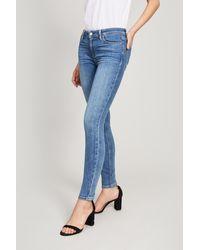 PAIGE Verdugo Ultra-skinny Jeans - Blue