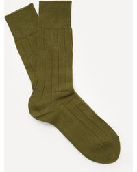 Falke - Lhasa Ribbed Ankle Socks - Lyst