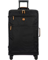 Bric's X-travel Large Trolley Suitcase - Black
