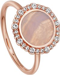 Astley Clarke - Luna Lace Agate Ring - Lyst