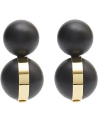 Diana Broussard - Mathilde Resin Earrings - Lyst