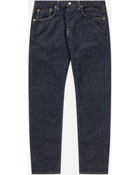 Edwin Regular Tapered Jeans - Blue