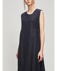 Nehera Daki Denim Dress - Blue