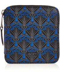 Liberty Small Wallet - Blue