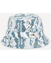 The North Face X Liberty Bucket Hat - White