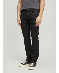 PAIGE - Federal Slim Fit Jeans - Lyst