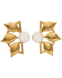 Lulu Frost - Pacific Pearl Studs Earrings - Lyst