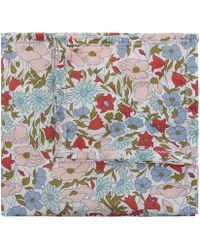 Liberty Assorted Patterned Handkerchief 27 x 27cm - Multicolor