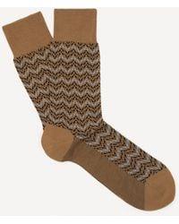 FALKE Colour Waves Cotton Socks - Multicolour