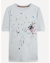 Paul Smith Paint Splatter T-shirt - Multicolour