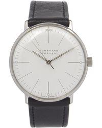 Junghans   Max Bill Hand-winding Watch   Lyst