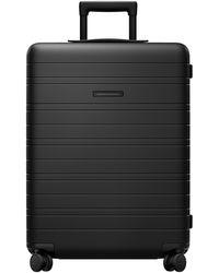 Horizn Studios H6 4-wheel 67cm Medium Suitcase - Black