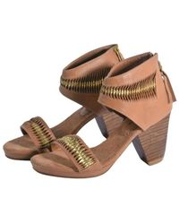Lilla Lane Santana Boot - Brown