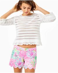 "Lilly Pulitzer 5"" Buttercup Stretch Short - Multicolor"